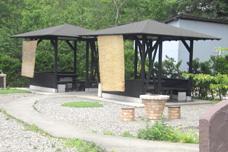 屋外施設「景ヶ島バーベーキュー」